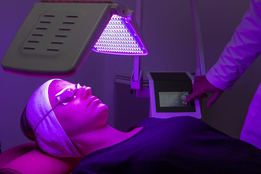 phototherapie led centre laser Caen
