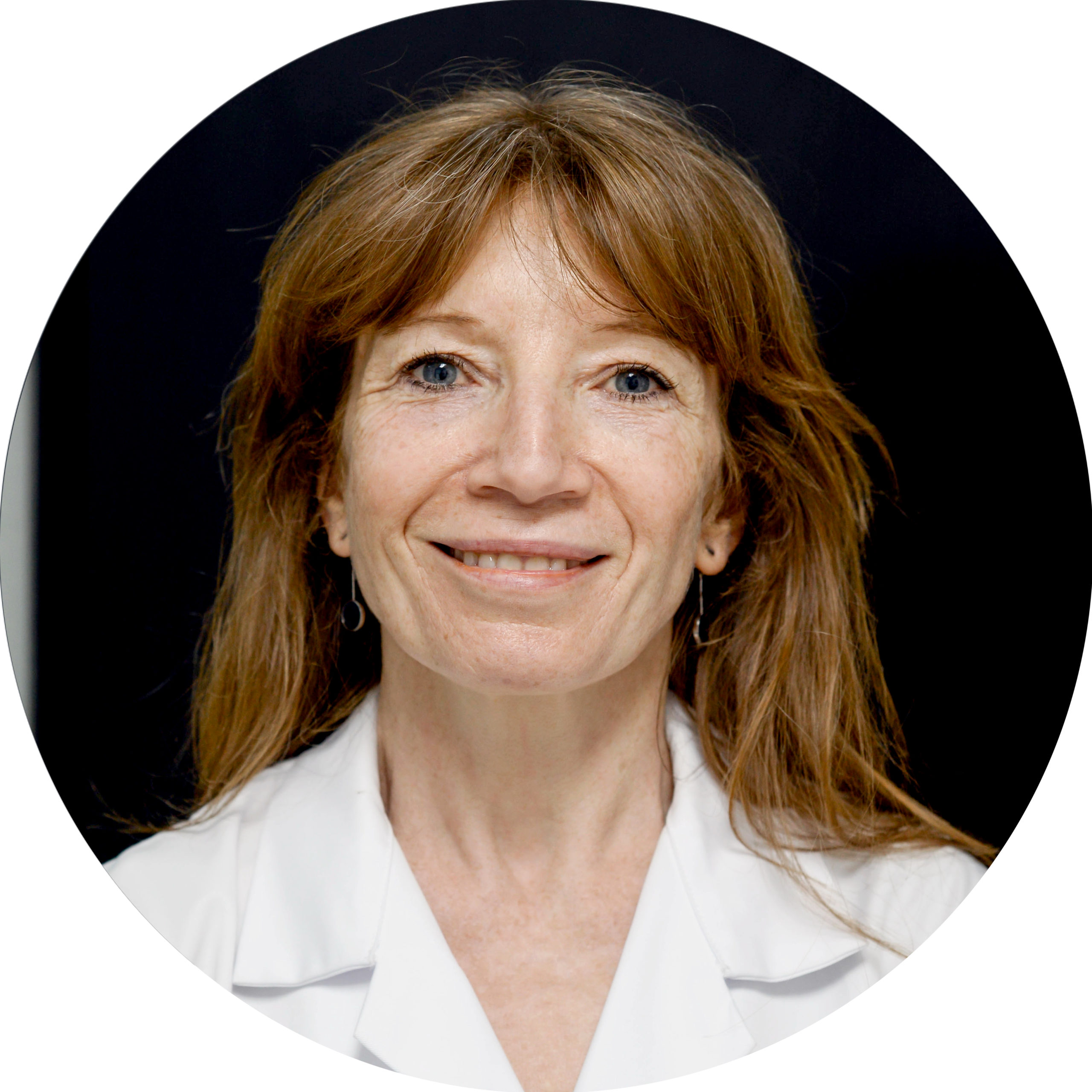 portrait docteur Sabine Michel Caen